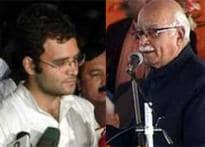Terror Politics: Rahul, Advani take each other on