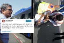 Twitter Declares Mayday After IndiGo Staff Manhandles Passenger On Tarmac
