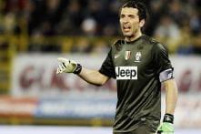 Not forgotten defeat to Inter, says Buffon