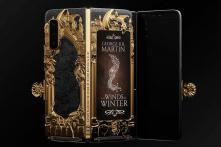 This Game of Thrones Inspired Galaxy Fold Will Cost You a Mere Rs 5 Lakhs