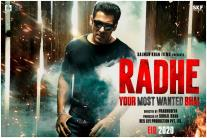 Radhe First Posters: Salman Khan as 'The Most Wanted Bhai'