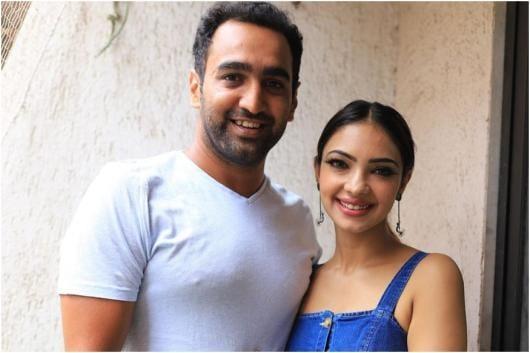 Image of Pooja Banerjee, Sandeep Sejwal, courtesy of Instagram
