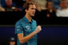 ATP Cup: Daniil Medvedev Blunts John Isner's Serve as Russia Roll On