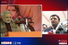 Outsiders shouldn't tell us how to clean Ganga: Akhilesh to Modi