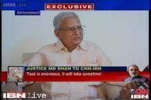 Enormous task ahead, says SIT black money probe panel chief MB Shah