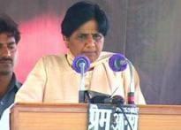 Mayawati wins, 3 rebel BSP MPs disqualified