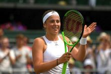 Wimbledon 2017: Ostapenko Outclasses Svitolina To Enter Last Eight