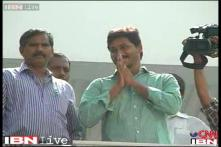 Jagan Reddy to stage anti-Telangana protest at Jantar Mantar today