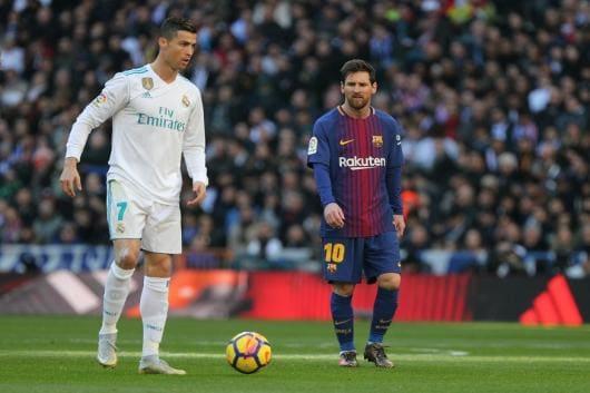 File photo of Cristiano Ronaldo and Lionel Messi. (Photo Credit: Reuters)