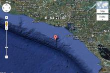 Quake of 7.4 magnitude strikes off El Salvador coast