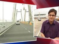 Bandra-Worli sealink traffic thins as rides cost money