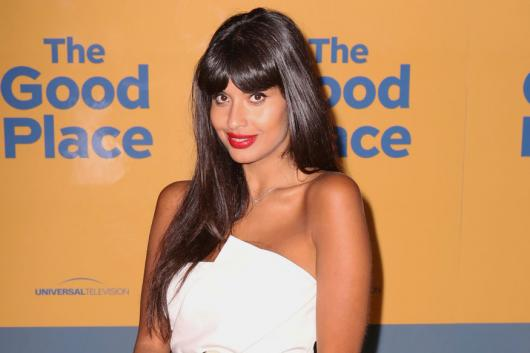 Jameela Jamil arrives at the 'The Good Place' FYC Event on Monday, June 12, 2017, in Los Angeles. (Image: AP)