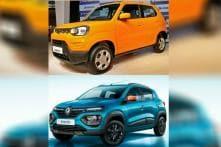 Maruti Suzuki S-Presso vs 2019 Renault Kwid Spec Comparison - Design, Features, Price and More