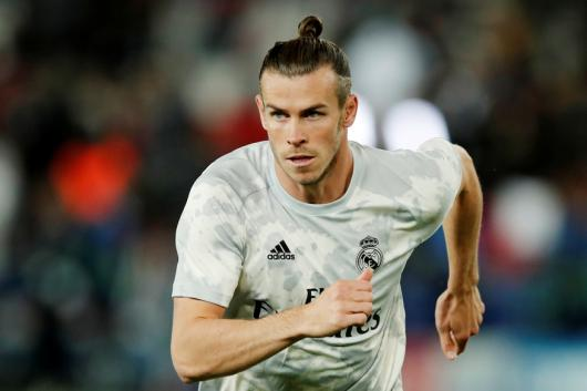 Gareth Bale was involved in a tense stand-off with Real Madrid coach Zinedine Zidane in the off-season. (Photo Credit: Reuters)
