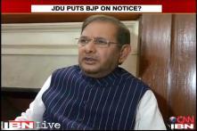 Nitish set for BJP-JD(U) split, Sharad says talks on to save alliance