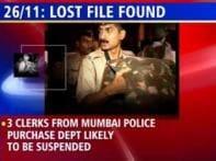 Mumbai cops' U-turn, find 26/11 bulletproof vest file
