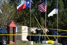 Texas Church Shooting: At Least 26 Dead