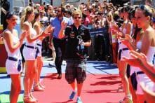 In Pics: Vettel on top in European GP