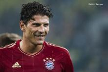 Striker Gomez staying at Bayern for now