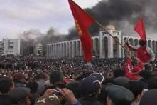 Kyrgyz Opp says running govt, wants election