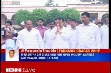 Maharashtra CM orders probe against Ajit Pawar, Sunil Tatkare in irrigation scam