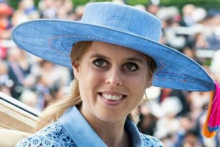 Britain's Princess Beatrice cancels wedding amid coronavirus scare