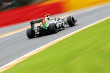 Sergio Perez earns 6 points for Force India in Monza