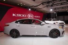 Refreshed 2019 Kia Optima Revealed in New York