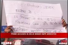 Delhi rape: Muzaffarpur residents demand death for accused