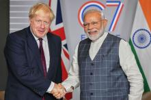 Discussed 'Big' Free Trade Agreement with PM Modi, Says Boris Johnson