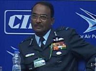 IAF Vice-Chief slams politicos for poor defence
