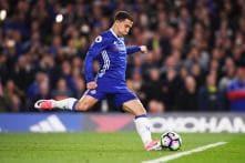 Chelsea's Cesc Fabregas Begs Eden Hazard to Stay