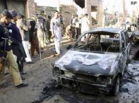 Eight killed in northwest Pakistan bomb blast