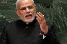 Modi for Comprehensive Convention on International Terrorism