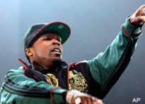 50 Cent all set to give Mumbai a dose of hip hop