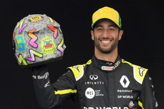 Daniel Ricciardo (Photo Credit: Reuters)