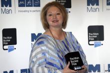British author Hilary Mantel wins 2012 Man Booker Prize