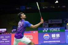 Want to Test My Game Against Kento Momota, says Sameer Verma
