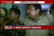 Birbhum clash: BJP delegation meets Bengal governor KN Tripathi to apprise him of situation