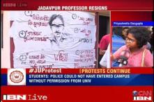 Jadavpur University protests: Won't have discussion with students