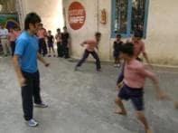 Future Hope, soccer give Kolkata street kids hope