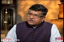 Government response to SC decision on coal block good governance, says Ravi Shankar Prasad