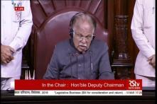 Aadhaar Bill amended in Rajya Sabha, to be sent back to Lok Sabha