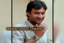 Hate speech: Akbaruddin Owaisi released from jail