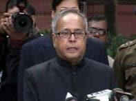 Reforms key to push economy to high growth: Pranab