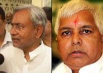 IIM-A invite leads to Lalu-Nitish spat