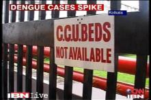 Hospitals run out of beds as dengue hits Kolkata