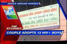 News 360: Meerut couple shows the way, adopts 12 HIV positive boys