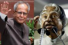 Advani speaks to Kalam on President poll