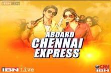 Aboard Chennai Express